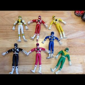 Might Morphine Power Rangers, 7, bendable 1994